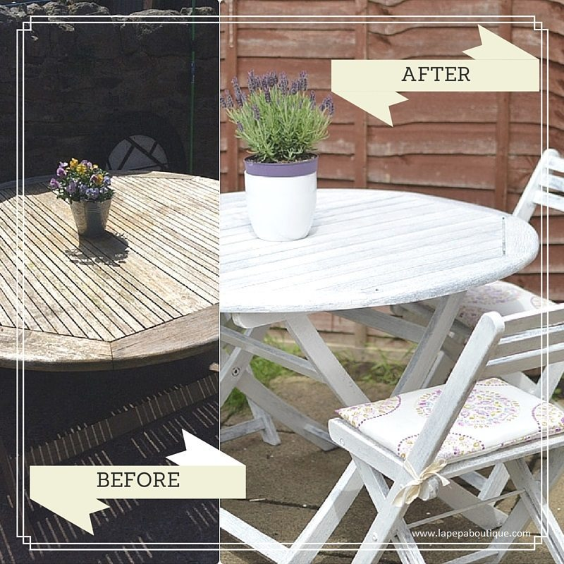 Upcycle | My Old New Table 1