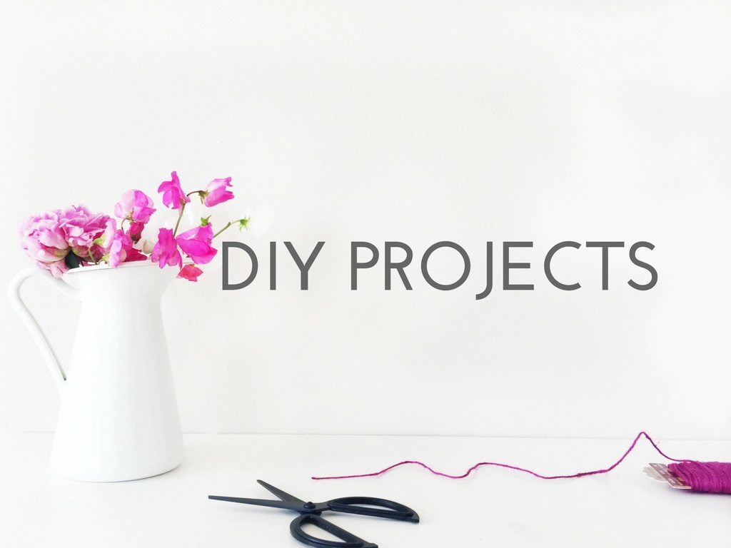 DIY PROJECTS logo
