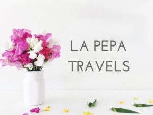 LA PEPA TRAVELS logo