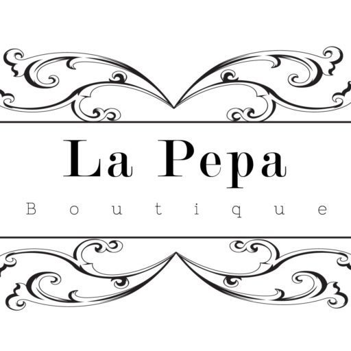 La Pepa Boutique Logo. Copyright: La Pepa Boutique