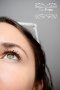 Green People Volumising mascara review
