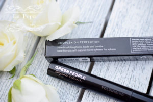natural mascara green people review
