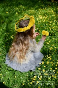 Spring Fun! Make a Dandelion Crown