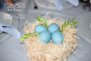 Eco Easter | Table Styling and Decor ideas 17