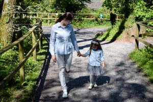 Free-range family holiday at Bluestone