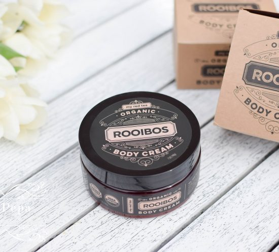 Review | MY RED TEA Organic Rooibos Body Cream