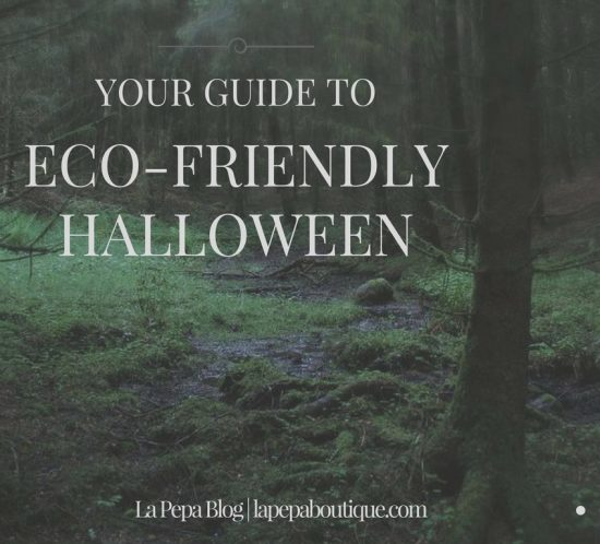 Your Guide to Eco Friendly Halloween