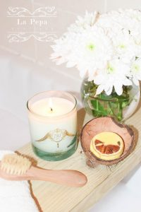 Ethical Luxury | M&J London Ethical Candles 2