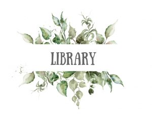 library eco logo