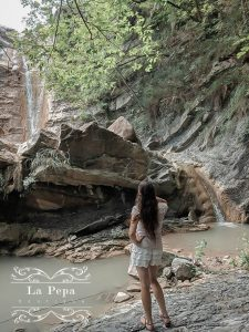 Green Travellers | Wild Walks by Carlone Thermal Waterfall in Italy 8