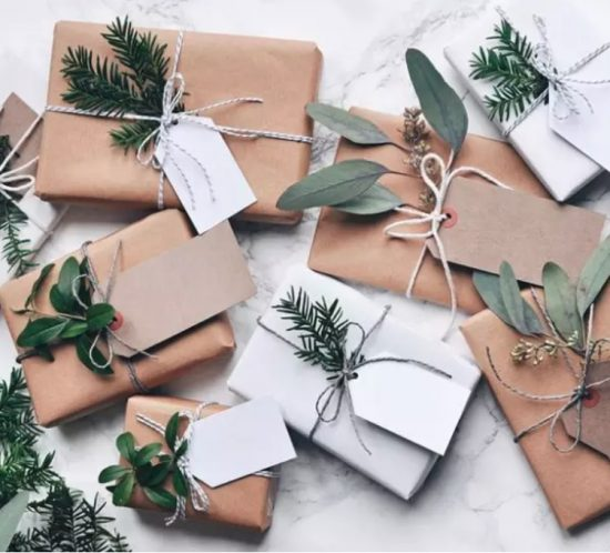 Eco Christmas | Eco-Friendly Gift Wrapping Ideas