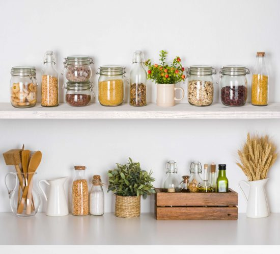 2019 Challenge | Organised and Clutter-Free Kitchen