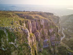 Wild Walks | Golden Sunset at Cheddar Gorge