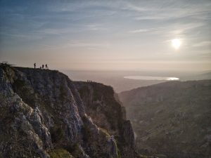 Wild Walks | Golden Sunset at Cheddar Gorge 1
