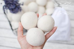Eco Home | Savvy and Chemical Free Laundry with Wool Dryer Balls 10